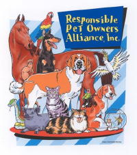Responsible Pet Owners Alliance Logo